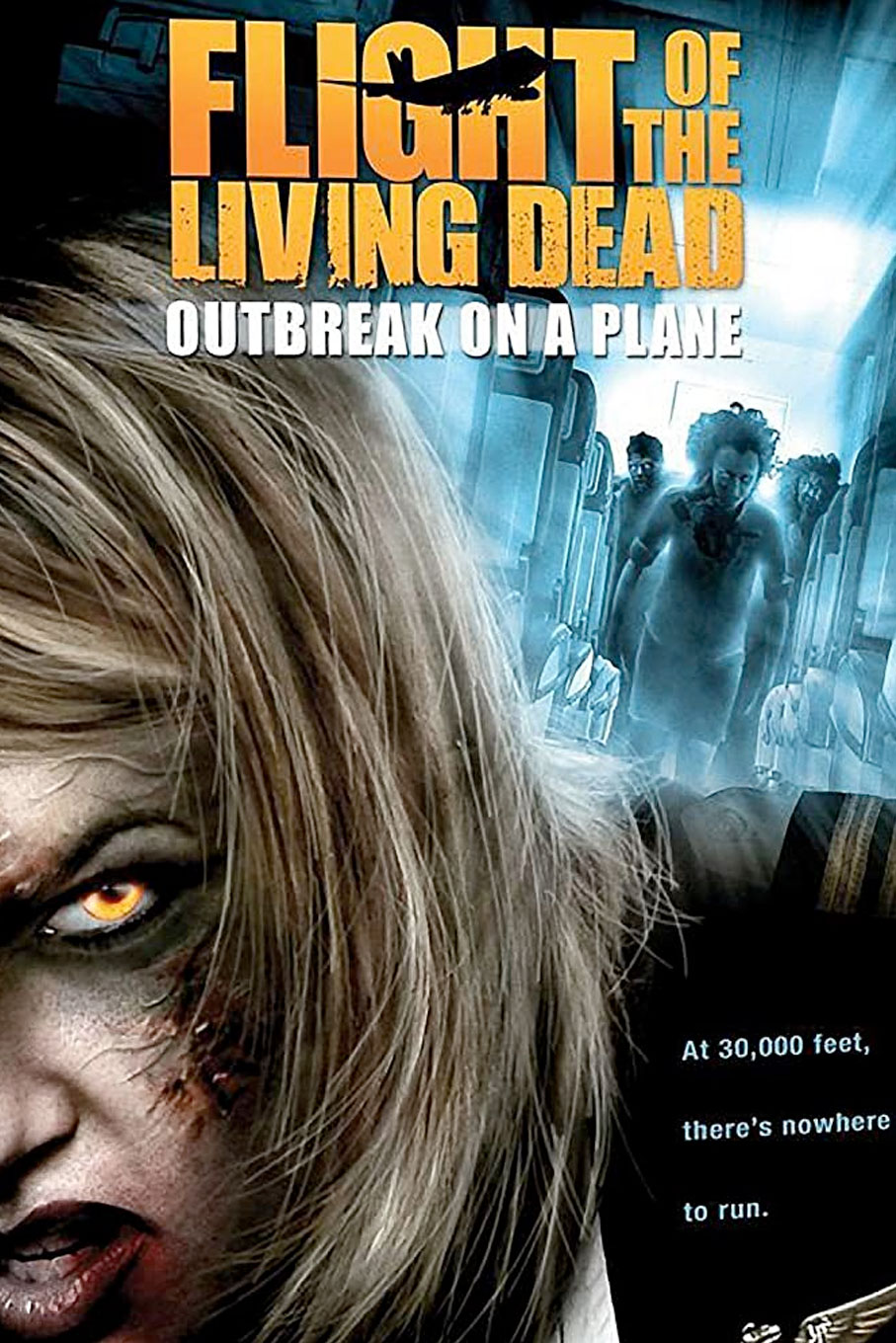 Flight of the living dead : Outbreak on a plane (2007)